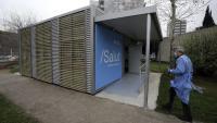 Els mòduls d'ampliació dels CAP, com l'inaugurat ahir a l'Hospitalet, costaran uns 70.000 euros