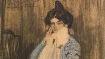 Un dels retrats que Picasso va fer a la seva germana Lola