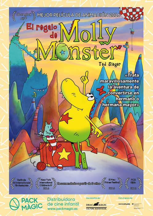 El regal de la Molly Monstre