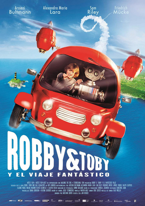 Robby & Toby i el viatge fantàstic
