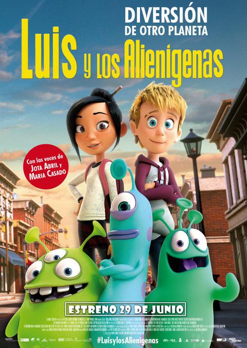 Luis i els extraterrestres