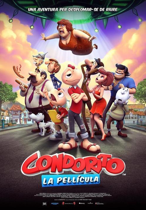 Condorito. La película