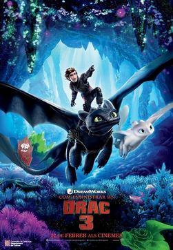 Com ensinistrar un drac 3