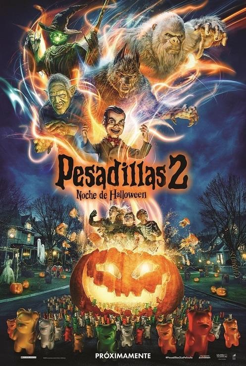 Pesadillas 2: La noche de Halloween