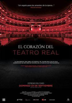 El corazón del Teatro Real