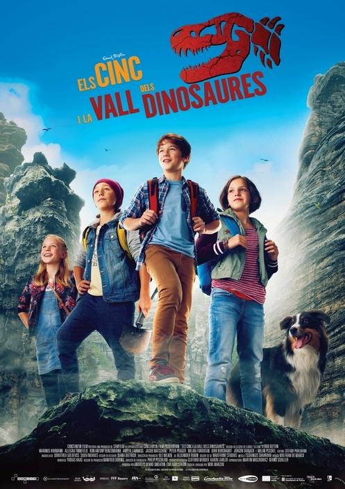 Els Cinc i la Vall dels Dinosaures