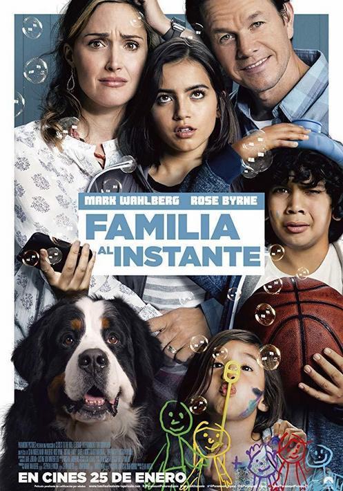 Familia al instante