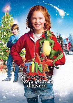Tina Superbruixa. Nova aventura d'hivern