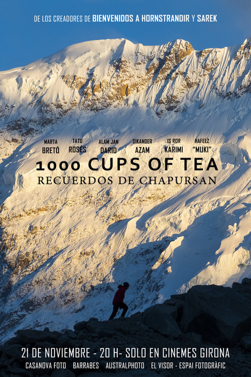 1000 Cups of Tea: recuerdos de Chapursan