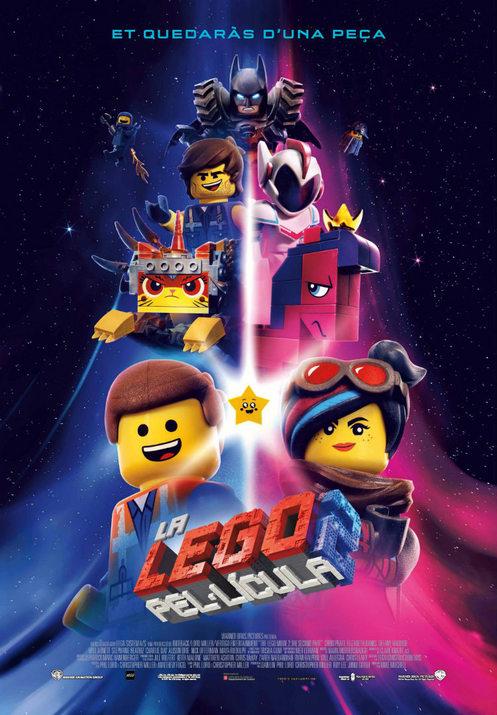 La Lego pel·lícula 2