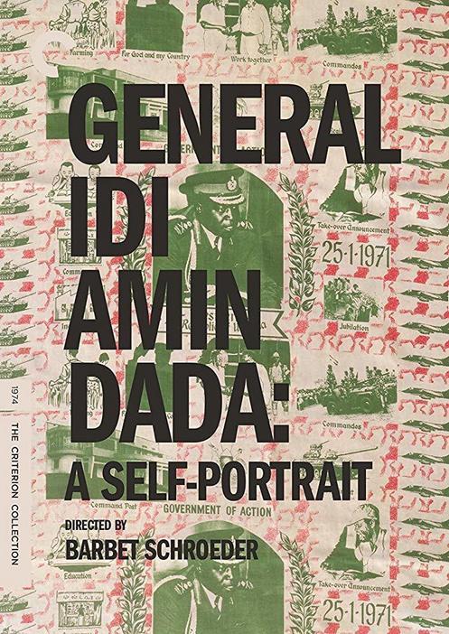Général Idi Amin Dada: Autoportrait