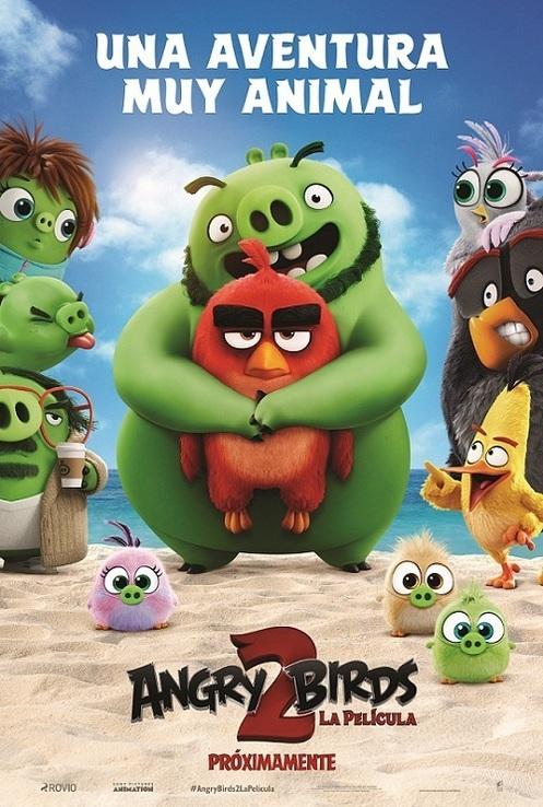 Angry Birds 2. La pel·lícula