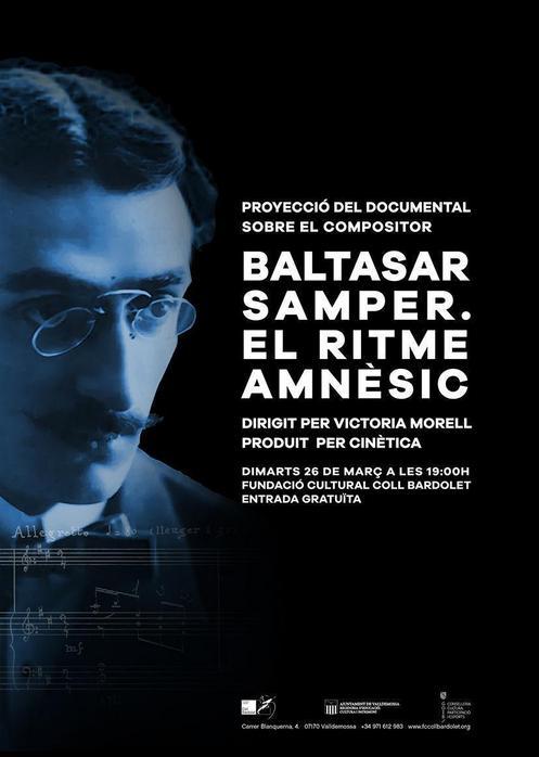 Baltasar Samper. El ritme amnèsic