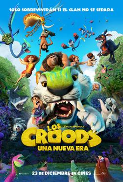 Els Croods: Una nova era
